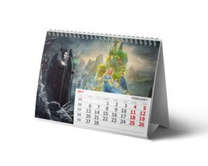 Календари квартальные на 2020 год